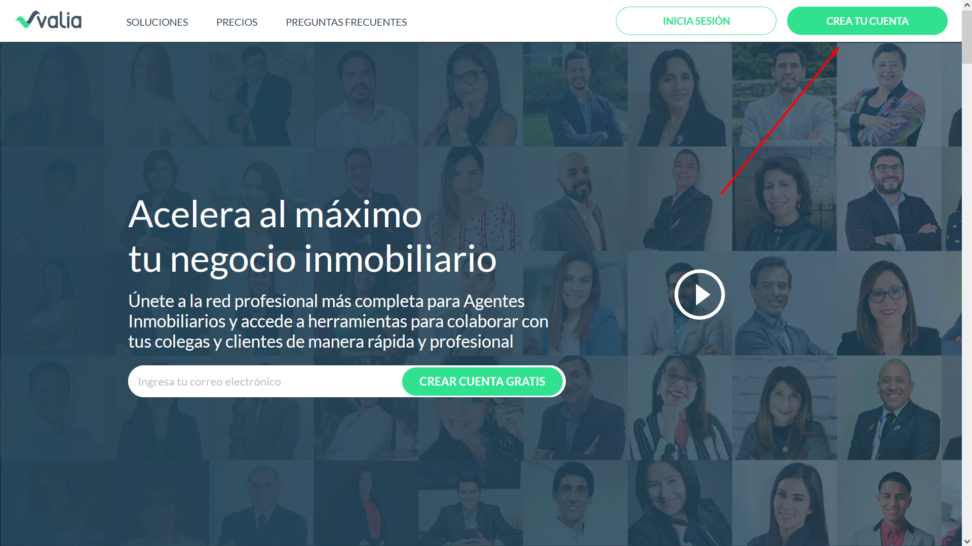 Valia Screen